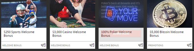 bovada bonuses