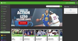 bovada homepage