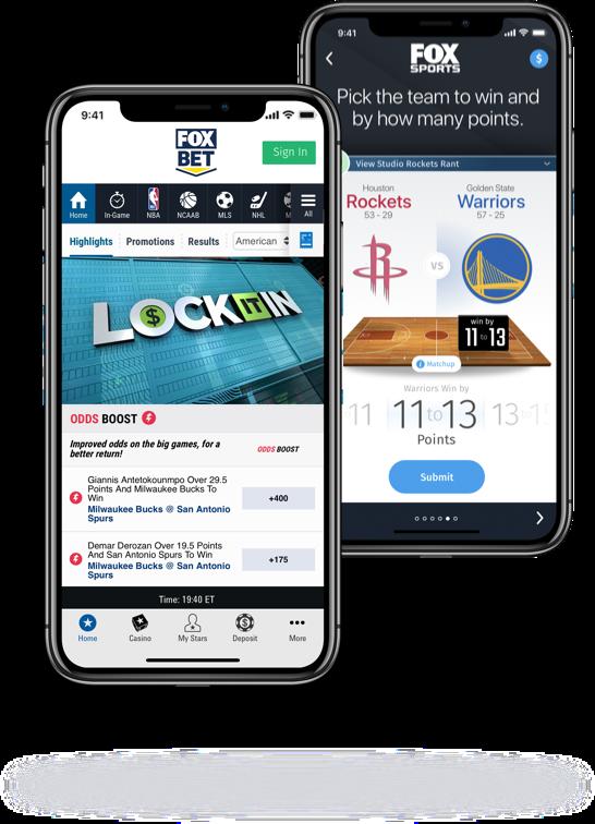 Fox Bet App Download